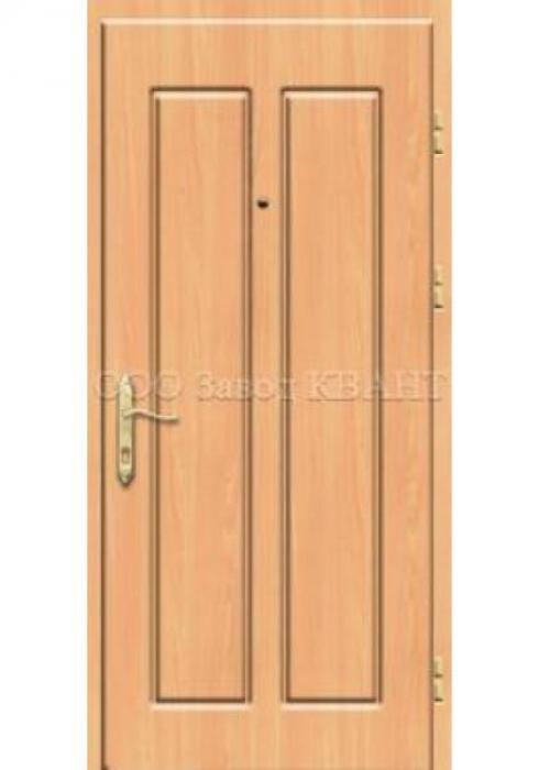 Квант, Металлическая входная дверь МДФ Квант