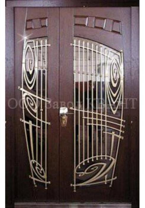 Квант, Металлические двери массив Квант