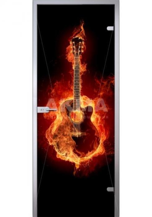 Акма, Межкомнатная дверь  Imagination Guitar
