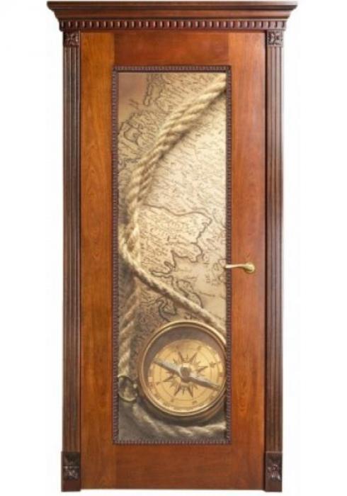 Оникс, Межкомнатная дверь Александрия-1