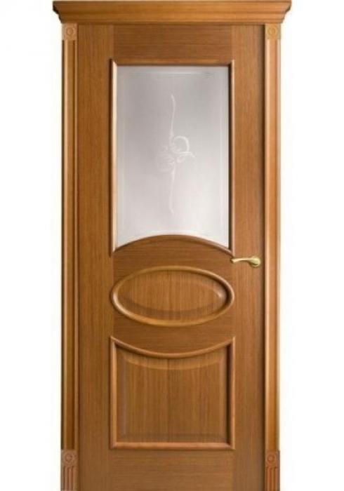 Оникс, Межкомнатная дверь Эллипс декор узор