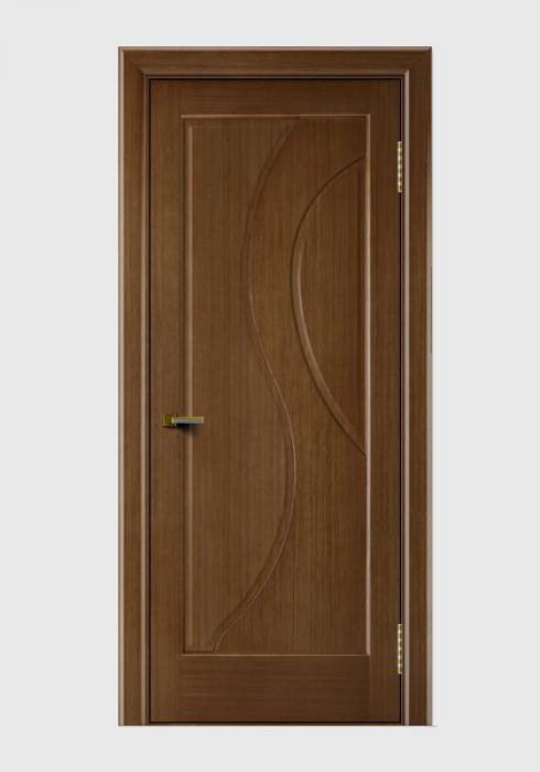 Межкомнатная дверь глухая Прага ЛайнДор, Межкомнатная дверь глухая Прага ЛайнДор