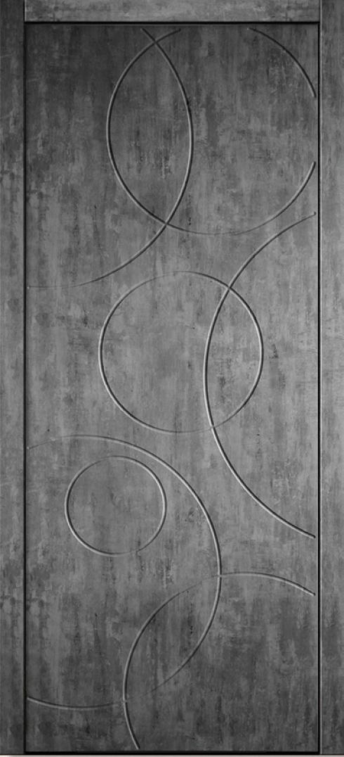 Арк-Самара, Межкомнатная дверь Графика 2