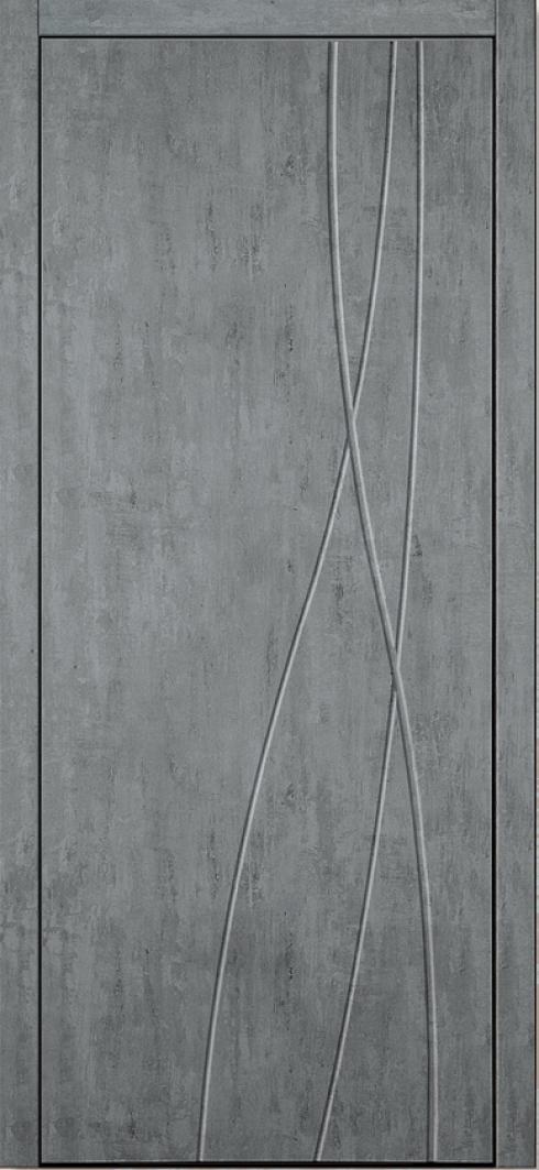 Арк-Самара, Межкомнатная дверь Графика 6