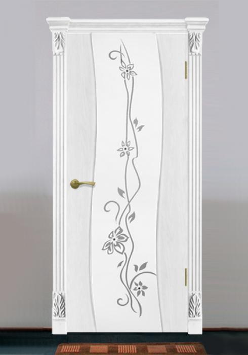 Виктория, Межкомнатная дверь Ирида сер. Виктория модерн