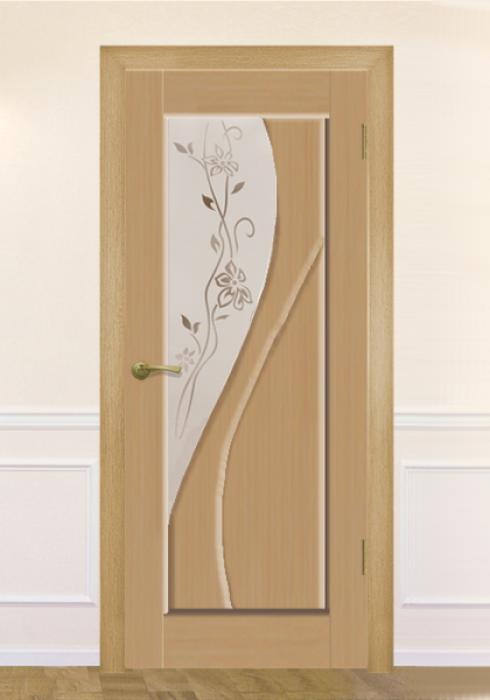 Виктория, Межкомнатная дверь Кассандра сер Виктория модерн