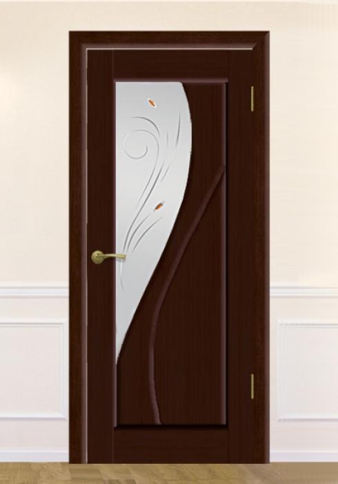 Межкомнатная дверь Кассандра сер Виктория модерн, Межкомнатная дверь Кассандра сер Виктория модерн