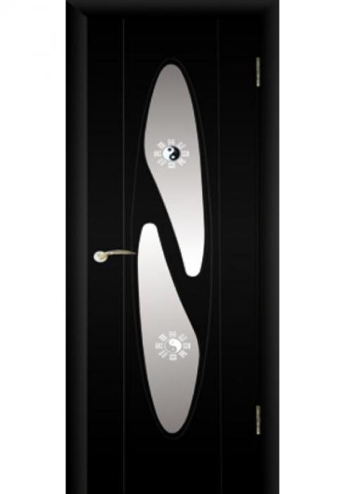 ЮККА, Межкомнатная дверь Классика Инь Янь