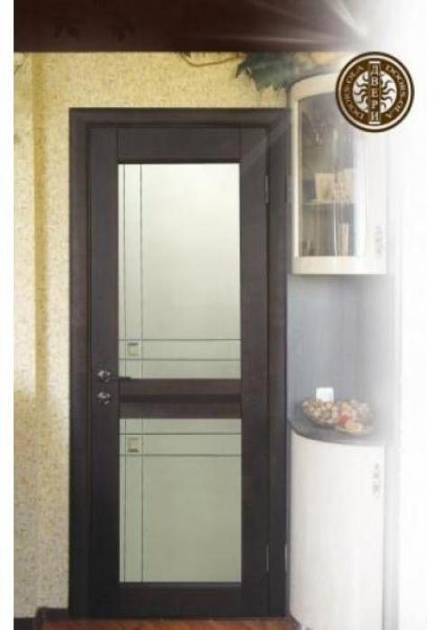 Doors-Ola, Межкомнатная дверь Квадро ДО  Doors-Ola
