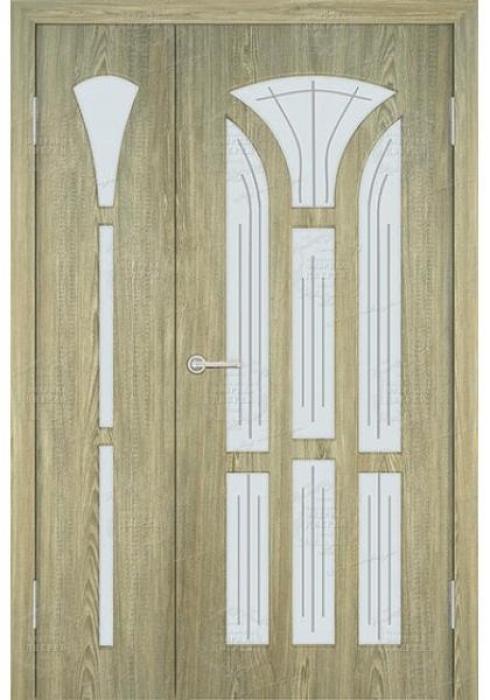 Чебоксарская фабрика дверей, Межкомнатная дверь Лотос 4 ДО распашная