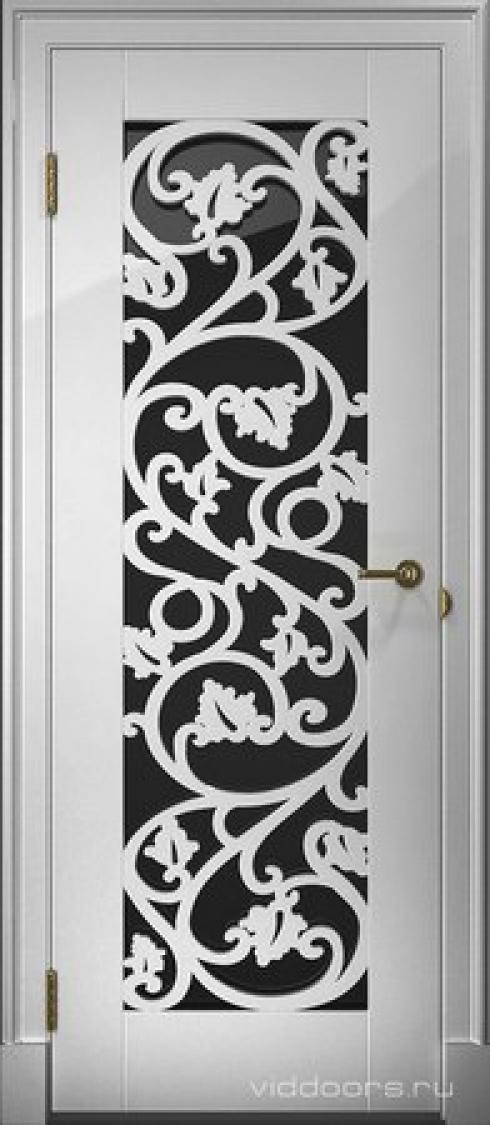 Ильинские двери, Межкомнатная дверь Лоза