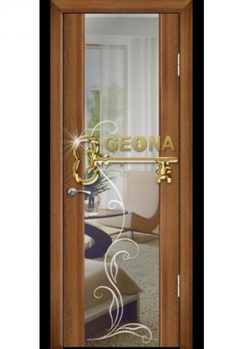 Geona, Межкомнатная дверь Люкс 1