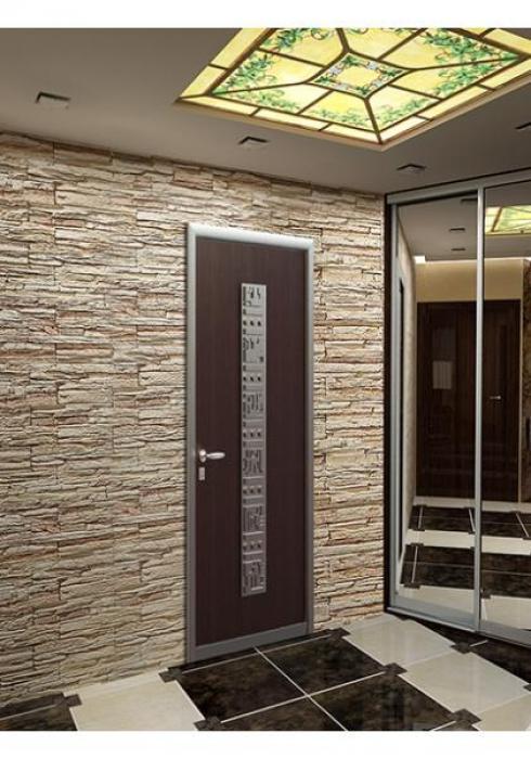 AMANIT, Межкомнатная дверь Maya 3D AMANIT