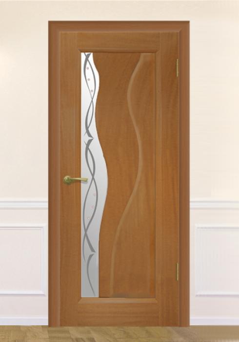Межкомнатная дверь Нимфа сер. Виктория модерн, Межкомнатная дверь Нимфа сер. Виктория модерн