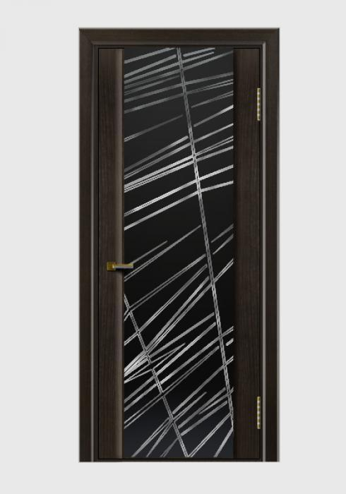 ЛайнДор, Межкомнатная дверь остекленная Камелия ЛайнДор