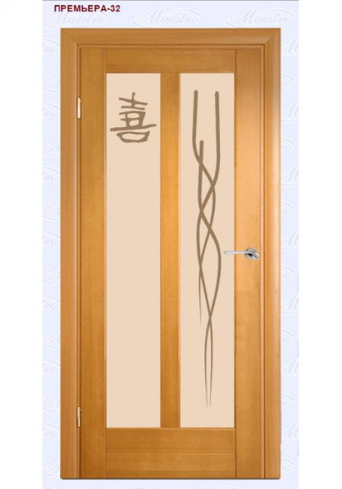 Маэстро, Межкомнатная дверь Премьера 32 Маэстро