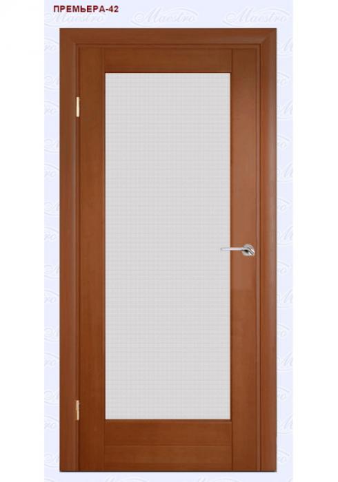 Маэстро, Межкомнатная дверь Премьера 42