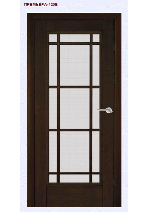 Маэстро, Межкомнатная дверь Премьера 420В