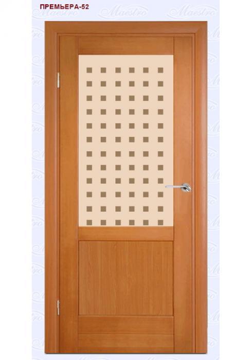 Маэстро, Межкомнатная дверь Премьера 52 Маэстро