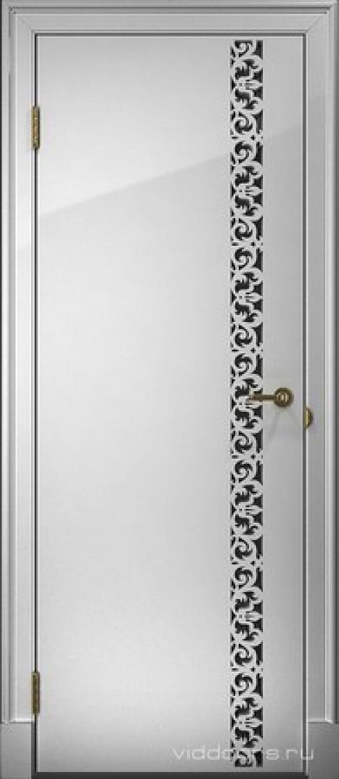 Ильинские двери, Межкомнатная дверь Радиал