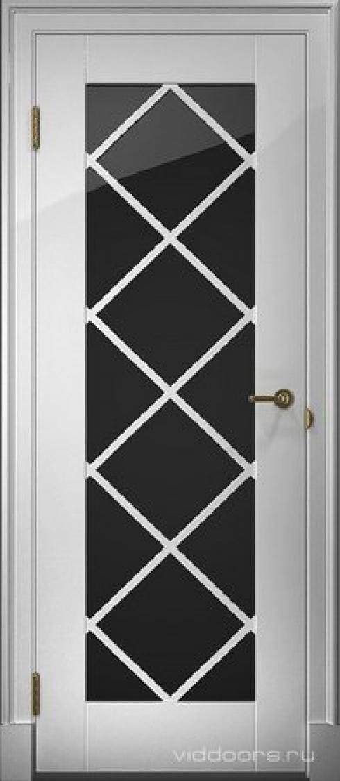 Ильинские двери, Межкомнатная дверь Ромбы 1