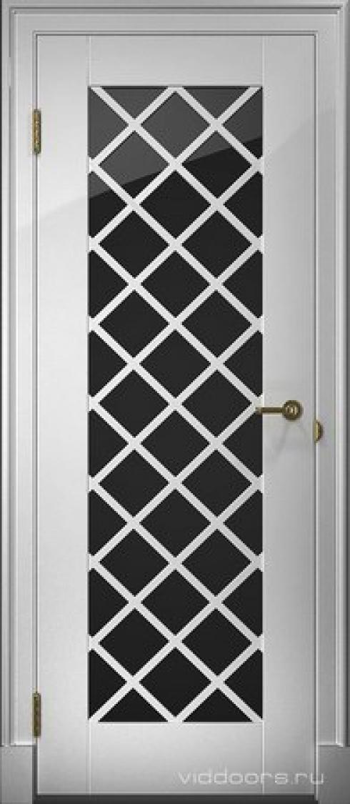 Ильинские двери, Межкомнатная дверь Ромбы 2