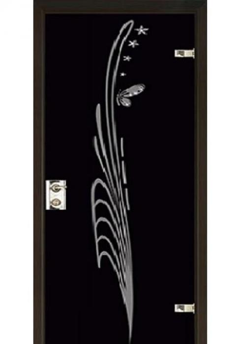 Асток, Межкомнатная дверь с пескоструйным рисунком