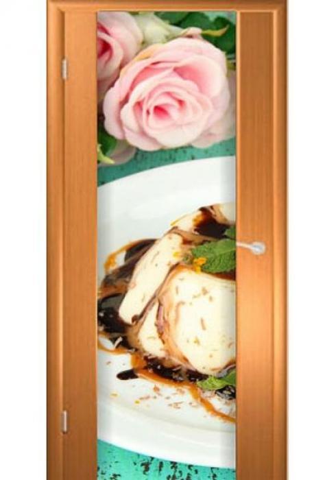 Асток, Межкомнатная дверь с рисунком ДФ 007