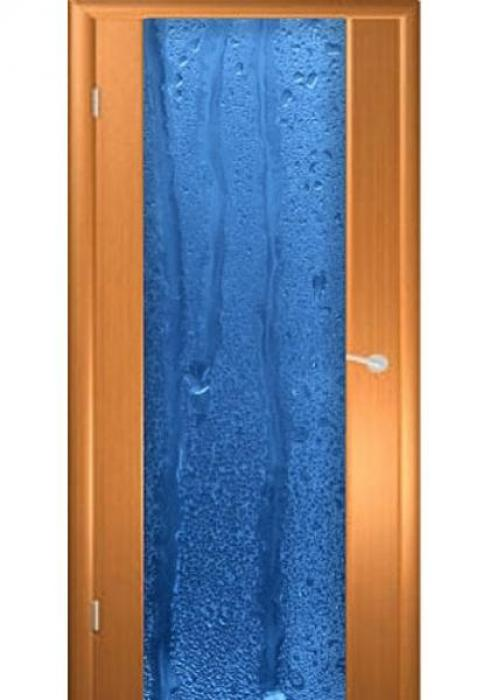 Асток, Межкомнатная дверь с рисунком ДФ 011