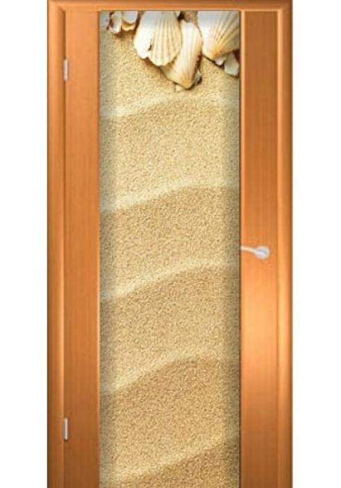 Асток, Межкомнатная дверь с рисунком ДФ 019
