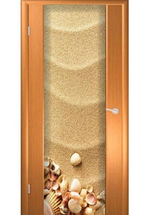 Асток, Межкомнатная дверь с рисунком ДФ 020