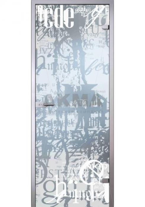 Акма, Межкомнатная дверь Satin Граффити