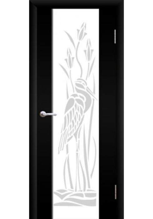 ЮККА, Межкомнатная дверь серия Стиль - Стиль 1.1