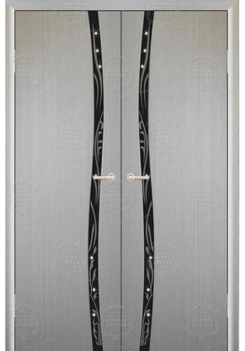 Чебоксарская фабрика дверей, Межкомнатная дверь Сириус 1 узкое ДО распашная
