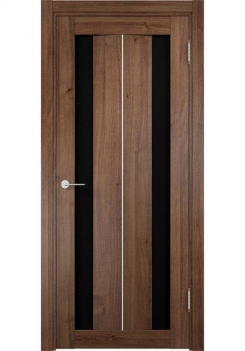 Одинцово, Межкомнатная дверь Сицилия 04 черный триплекс
