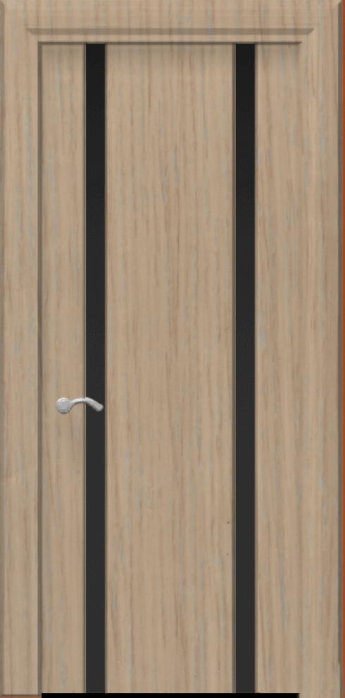 Арк-Самара, Межкомнатная дверь Танго 2-ДО с тёмным стеклом