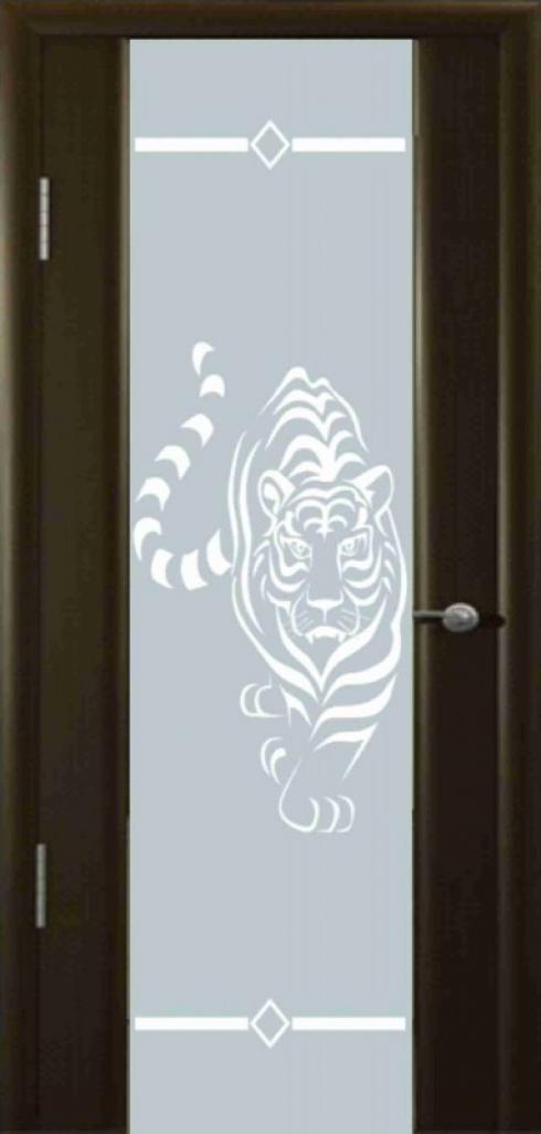 Арк-Самара, Межкомнатная дверь Танго 3, рис. Тигр 2