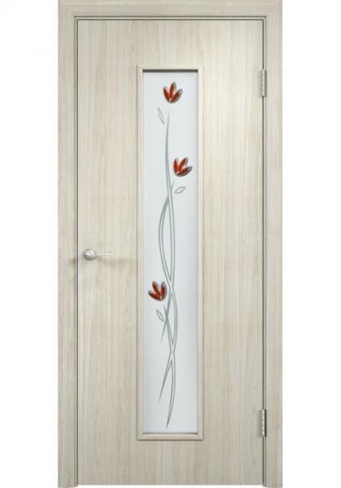 Одинцово, Межкомнатная дверь Тип С-17 ДО Ф Тюльпан