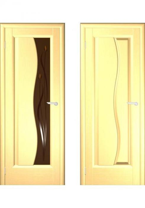Эльбрус, Межкомнатная дверь Волна  Эльбрус