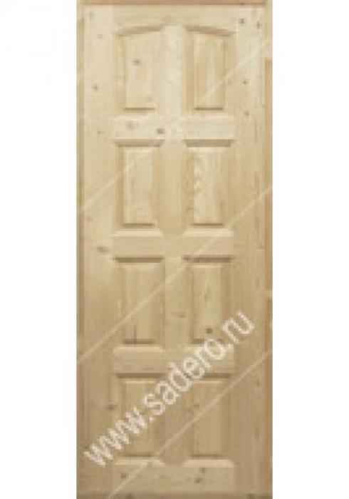 Садеро, Межкомнатная дверь Восьмифиленчатая глухая  Садеро