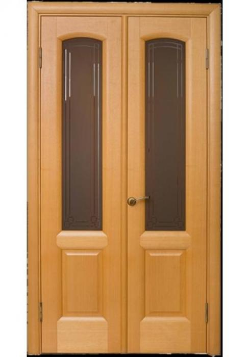 Новатор, Межкомнатная двустворчатая дверь Алина