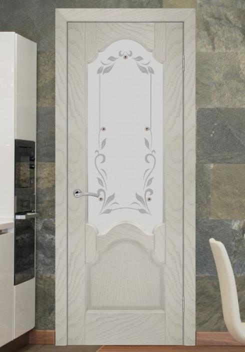 Триада, Межкомнатная калевочная дверь Рубин Триада