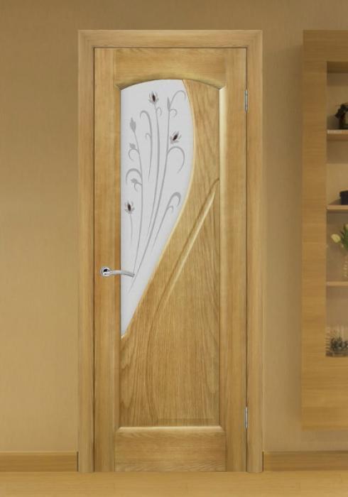Триада, Межкомнатная погонажная дверь Дианит Триада