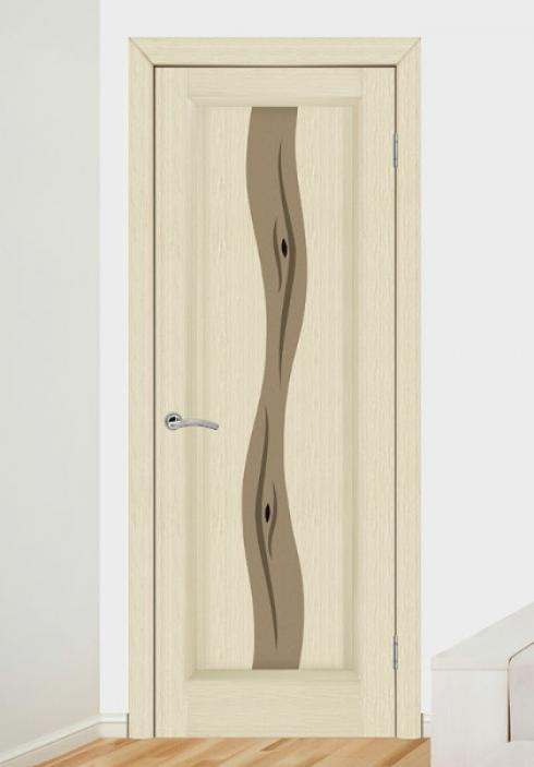 Триада, Межкомнатная погонажная дверь Гиацинт Триада