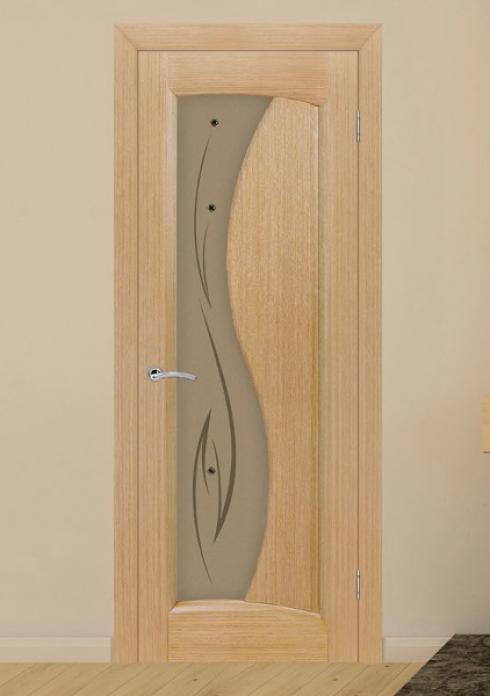 Триада, Межкомнатная погонажная дверь Лазурит Триада