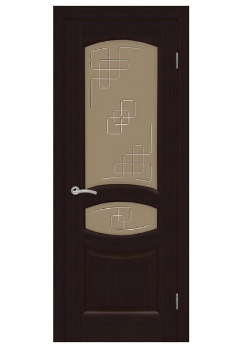 Триада, Межкомнатная погонажная дверь Топаз Триада
