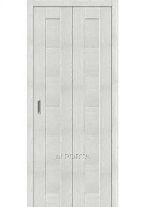 el PORTA, Межкомнатная складная дверь М5