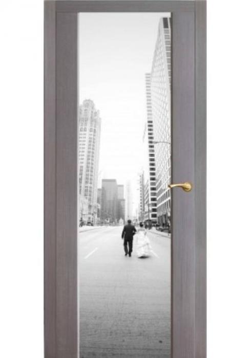 Оникс, Межкомнатные двери фотопечать 48
