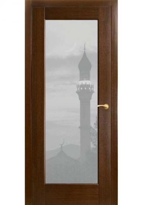 Оникс, Межкомнатные двери фотопечать Мечеть чб