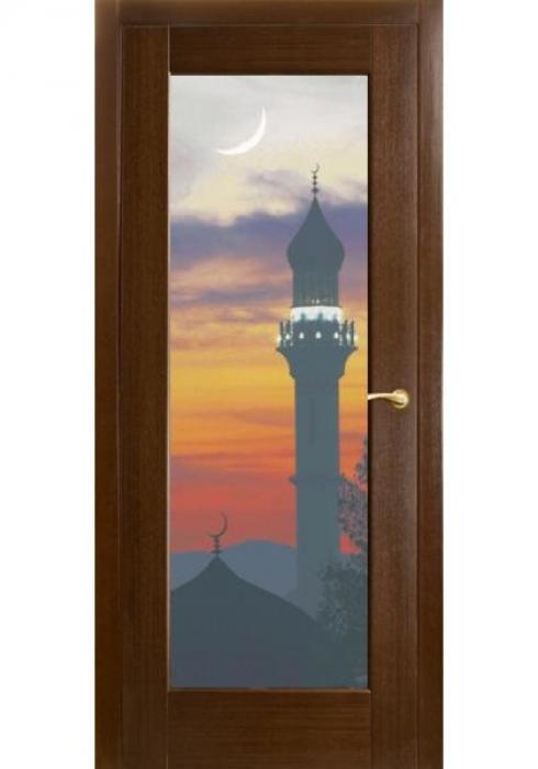 Оникс, Межкомнатные двери фотопечать Мечеть цвет